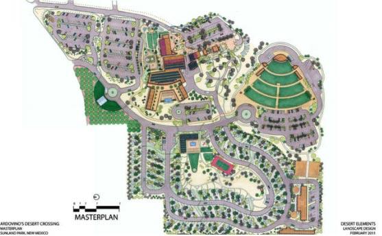 Ardovinos Desert Crossing Master Plan